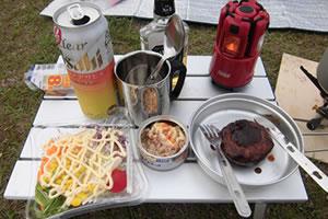キャンプ・浜名湖・渚園キャンプ場