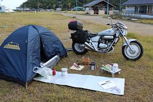 キャンプ・御前崎マリンパーク