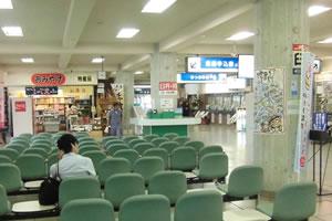 野宿・八幡浜港・フェリー乗り場
